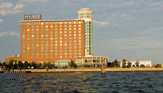 Hyatt Harborside at Logan Airport