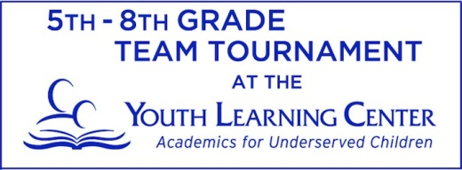 Team Tourney at Youth Learning Center