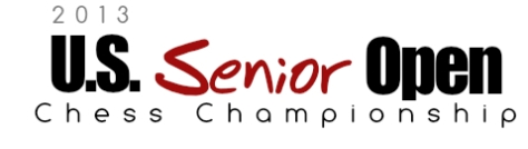 2013 US Senior Chess