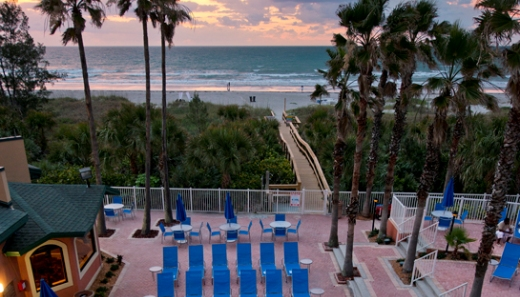 DoubleTree Hotel Cocoa Beach Oceanfront