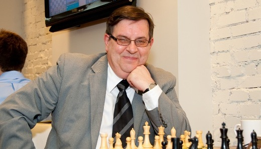 GM Alex Yermolinsky
